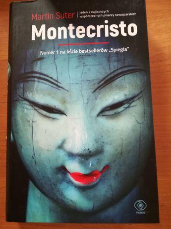 Montecristo - Martin Suter - jak NOWA