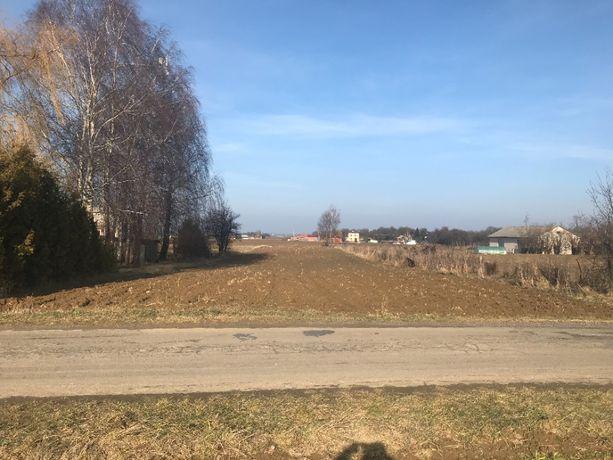 Działka budowlana 3000 m2 - Góry, powiat puławski