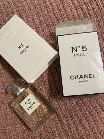 Оригинал Chanel N5 L'Eau Туалетная вода edt 50мл новая