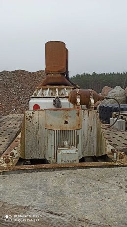 Kruszarka stożkowa Typ 702FG