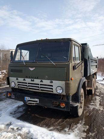Продається автомобіль Камаз 5511 самоскид.