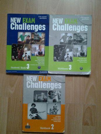 New Exam Challenges jez.angielski