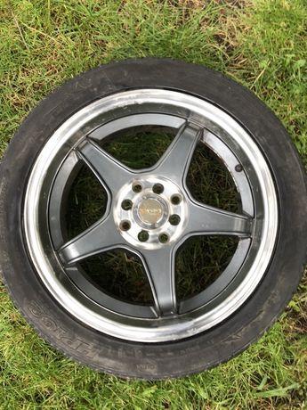 Felgi Aluminiowe Drag wheels dr-8 4x100/4x114,3 r17