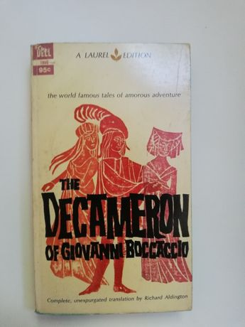 Decameron of Boccaccio in English