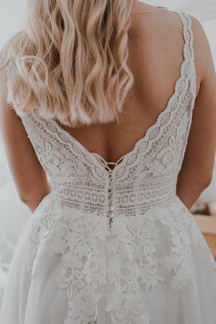 suknia ślubna kolekcja VIKTORIA 2020