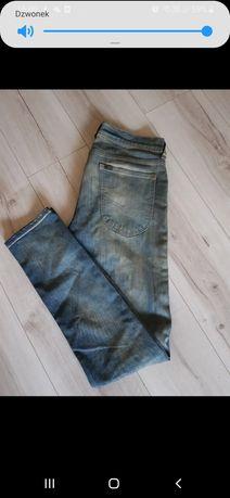 Spodnie Lee jeansy
