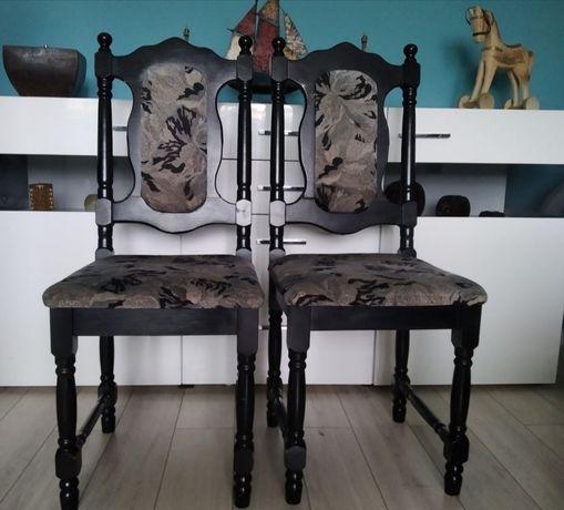 Krzesła 2 sztuki za 50 zł