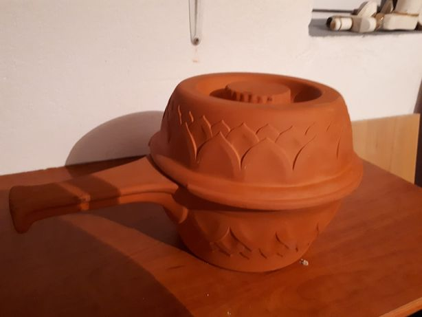 Rondel rzymski,naczynie do zapiekania