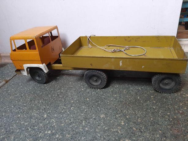 Винтажный грузовик МАЗ игрушка СССР