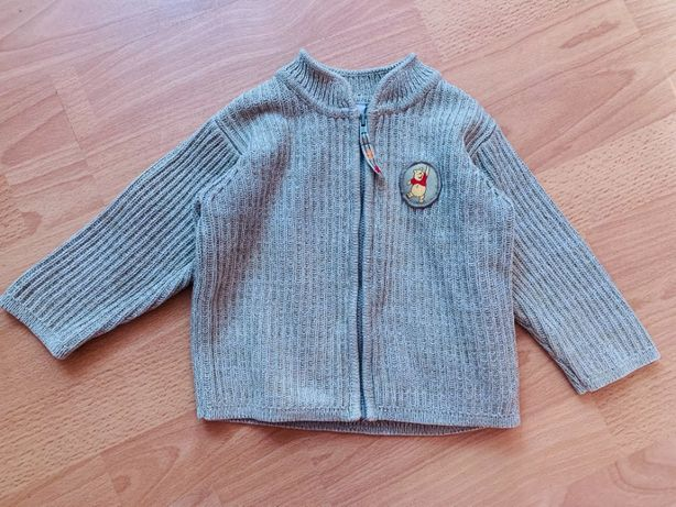 H&m disney кардиган свитер для мальчика 6-9 мес., рост 74 см