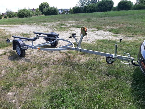 Прицеп лодочный оцинкованный для ПВХ, колибри гидроцикл  документы
