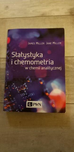 Statystyka i chemometria w chemii analitycznej James Miller