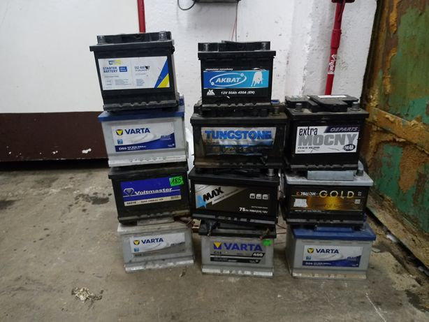 Akumulatory akumulator gwarancja