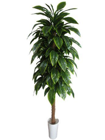 Sztuczne Drzewko Kalatea Drzewo Kwiat Kwiaty 160cm
