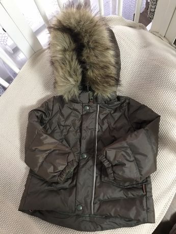 Reima Рейма 86 92 пуховик куртка