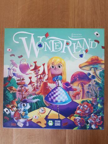 Gra planszowa Wonderland