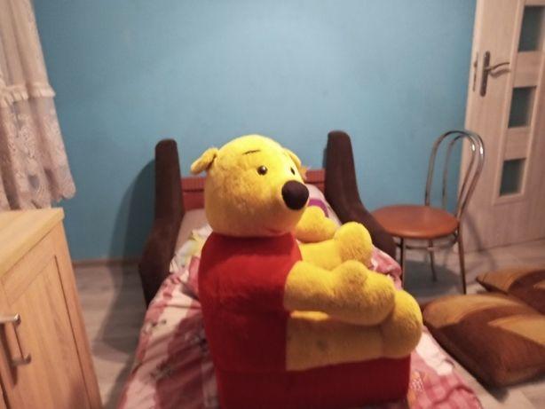 Fotel pluszowy Kubuś Puchatek miś