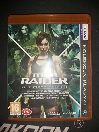 Tomb Raider Ultimate Edition