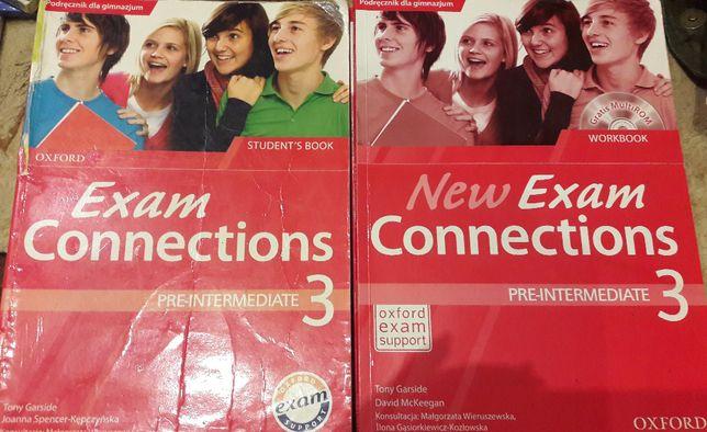 New Exam Connections 3 Podręcznik + ćw = 20zł - j. angielski