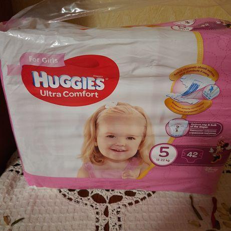 Huggies Ultra Comfort 42 шт.