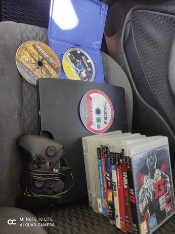 Konsola Sony PlayStation3 ps3 13 gier