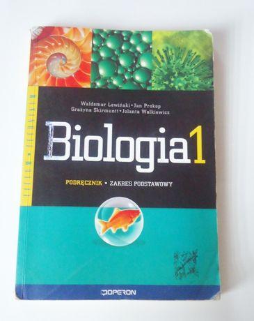 Biologia 1. Podręcznik. Zakres podstawowy. Liceum, technikum