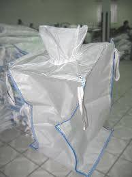 Worek big bag 90/90/110 cm SWL 1000kg na zboża kukurydzę nawozy