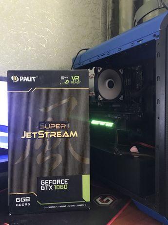 GTX 1060 6GB Palit Super Jetstream
