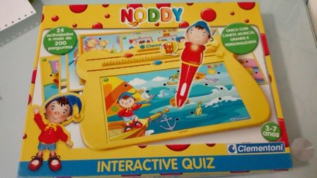 Noddy quiz e As Vogais