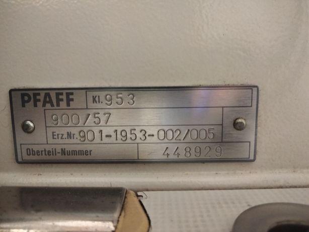 Промышленная швейная машина PFAFF 953.