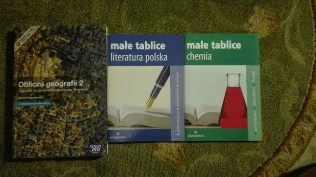Podręczniki do liceum - pomocne dla maturzystów