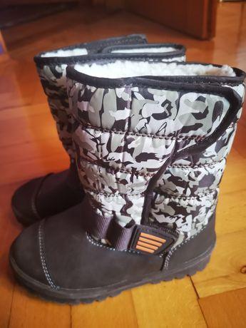 Śniegowce 28 buty zimowe george