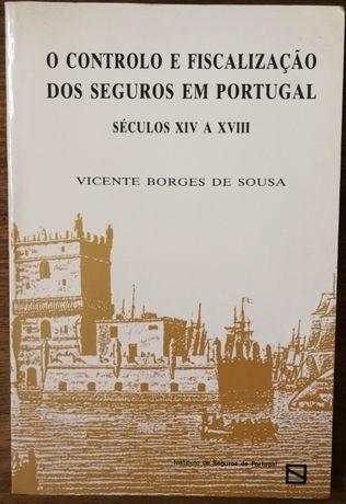 o controlo e fiscalização seguros portugal, vicente borges sousa