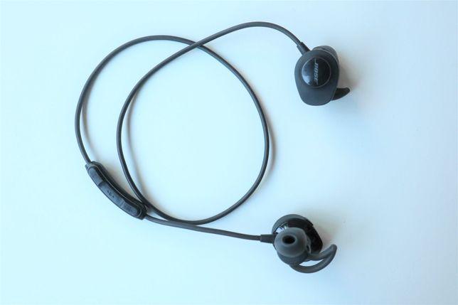 Auricular Bose SoundSport Wireless Pretos