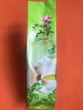 Акция! Китайский зеленый чай - Молочный улун, Женьшень Улун - 250 гр