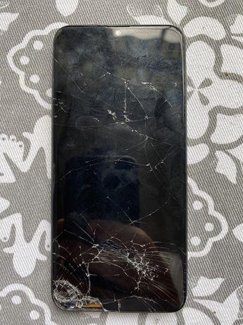 Samsung A20 com ecran avariado