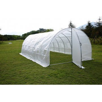 Estufa agrícola 6x3x2,30mt - qualidade premium - envio grátis
