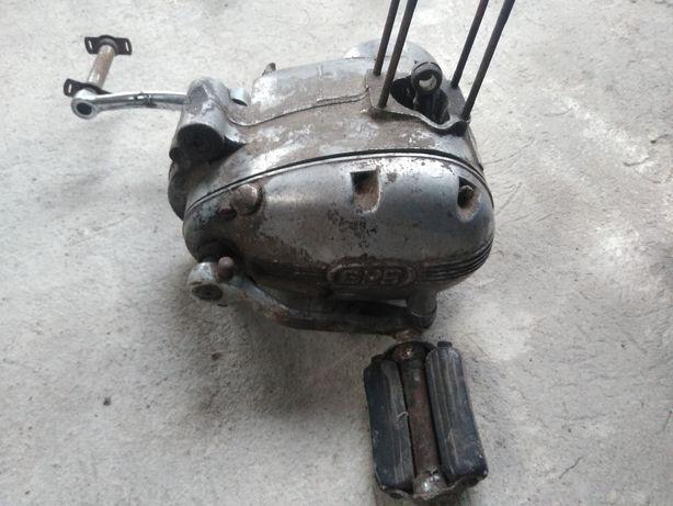 Silnik żak linka biegów od przodu