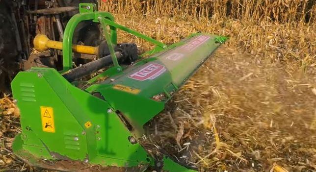 Мульчирователь измельчитель соломы кукурузы подсолнуха подрібнювач