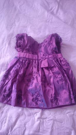 Sukienka 3-6m-ca