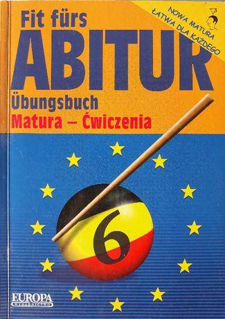 Fit Furs Abitur. Ubungsbuch. Matura ćwiczenia