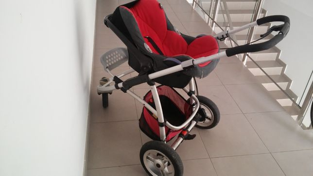 wózek Quinny Speedi sx 3w1