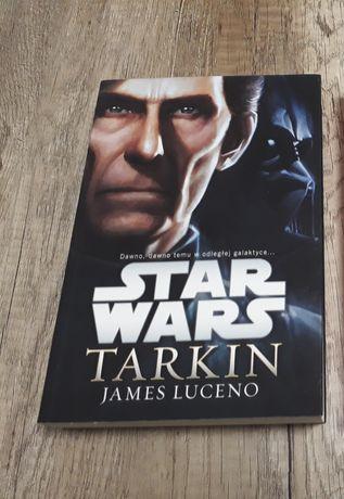 "Książka z serii Star Wars ""TARKIN"" James Luceno"