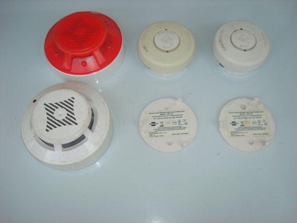 Набор Дымовой пожарный датчик сигнализации СПД-3. Детектор дыма Brenne