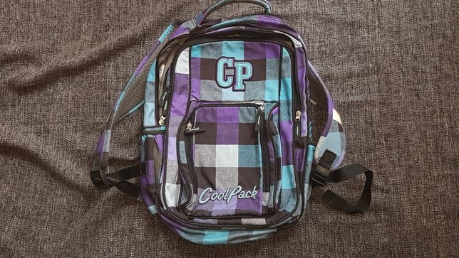 CP Cool Pack PLECAK Duży 4 kieszenie