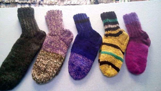 Носки шкарпетки теплі зимні
