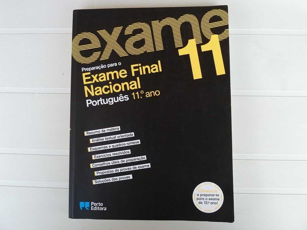 Preparação Exame Nacional Português 11º (ctt grátis)