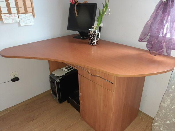 Biurko duże narożne