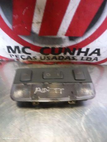 Plafonier do Tecto Audi TT