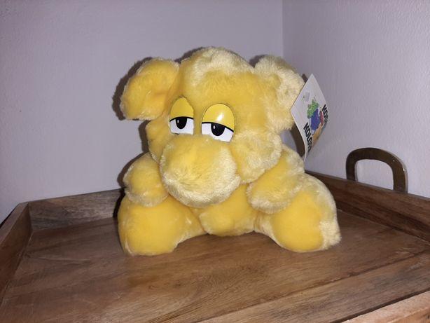 Kolorkins amarelo claro kodak peluche antigo